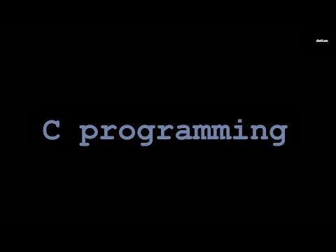 CDAC - C Programming Test - 1 for CDAC CCAT exam Preparation ...
