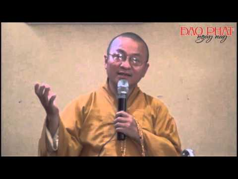 Đạo Phật của tôi (02/12/2012) Thích Nhật Từ