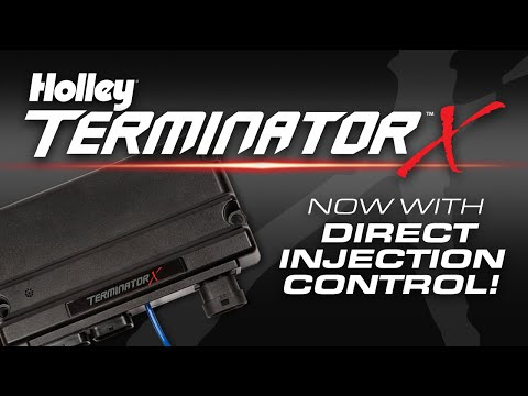 Terminator X for Gen V LT Engines with Direct Injection Control
