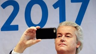 Far-right Wilders leads polls vowing to close Dutch borders