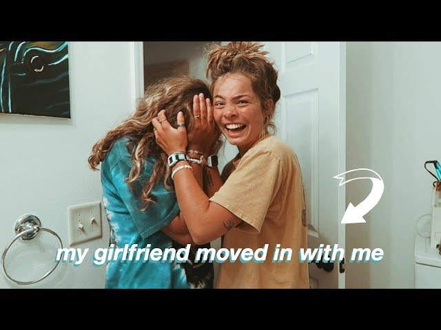 my homeless girlfriend moved in with me (LGBTQ+)