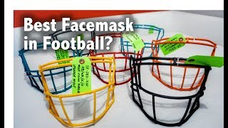 Best Football Facemask by Position 😱 - Football Tip Fridays