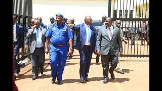 National Police Service interdicts officers captured on video