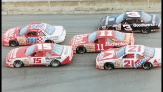 1990 Daytona 500 (RAW SATELLITE FEED)