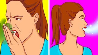 15 Proven Ways to Get Rid of Bad Breath