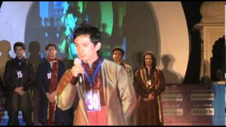 Mr India Worldwide 2013 QnA Round 2