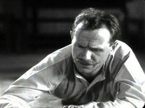 """Борис Бабочкин - Чёрный ворон (OST """"Чапаев"""", 1934)"""