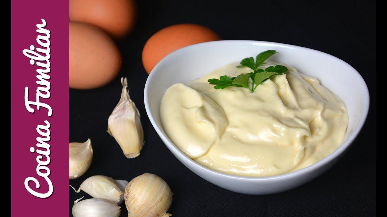 Como hacer mayonesa y otras salsas  | Javier Romero Cap. 61 - Temporada 2