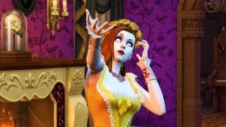 Vampire Madness!   The Sims 4 Vampires Ep.1