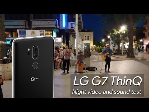 LG-G7-ThinQ-Night-video-and-sound-test