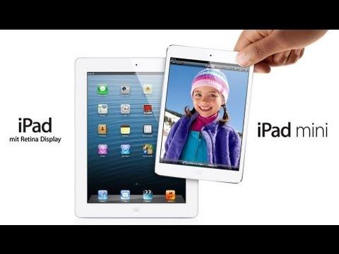 iPad mini günstig bei Apple kaufen! Der Refurbished Store