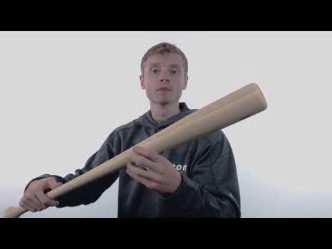 Mizuno Bamboo Classic BBCOR Wood Baseball Bat: MZB271MN