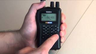 Uniden home patrol 1 digital p25 scanner features and the