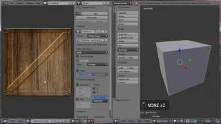 how to apply textures in blender 2.7x (beginners)