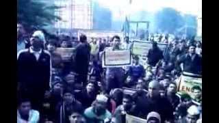 SSC NR Protest 8 Jan 2014