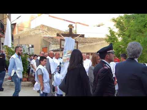 Processione del SS Crocifisso di Marcatobianco 2018