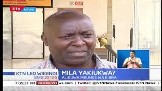 Mila Yakiukwa? Mbunge wa Kibra Ken Okoth ataketezwa Kariakor