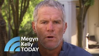 Brett Favre Opens Up About Concussions And Football On Megyn Kelly TODAY   Megyn Kelly TODAY