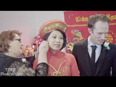 Poet Lane Vietnamese Wedding