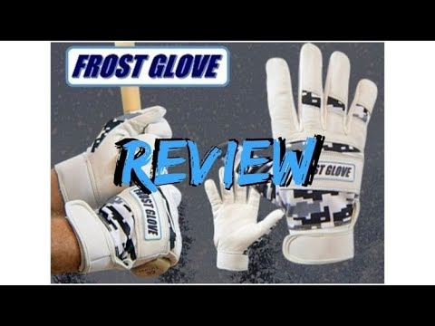 Batting Gloves for the Cold! Frost Glove Review
