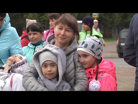 В День Семьи в селе Караидель прошли праздничные мероприятия