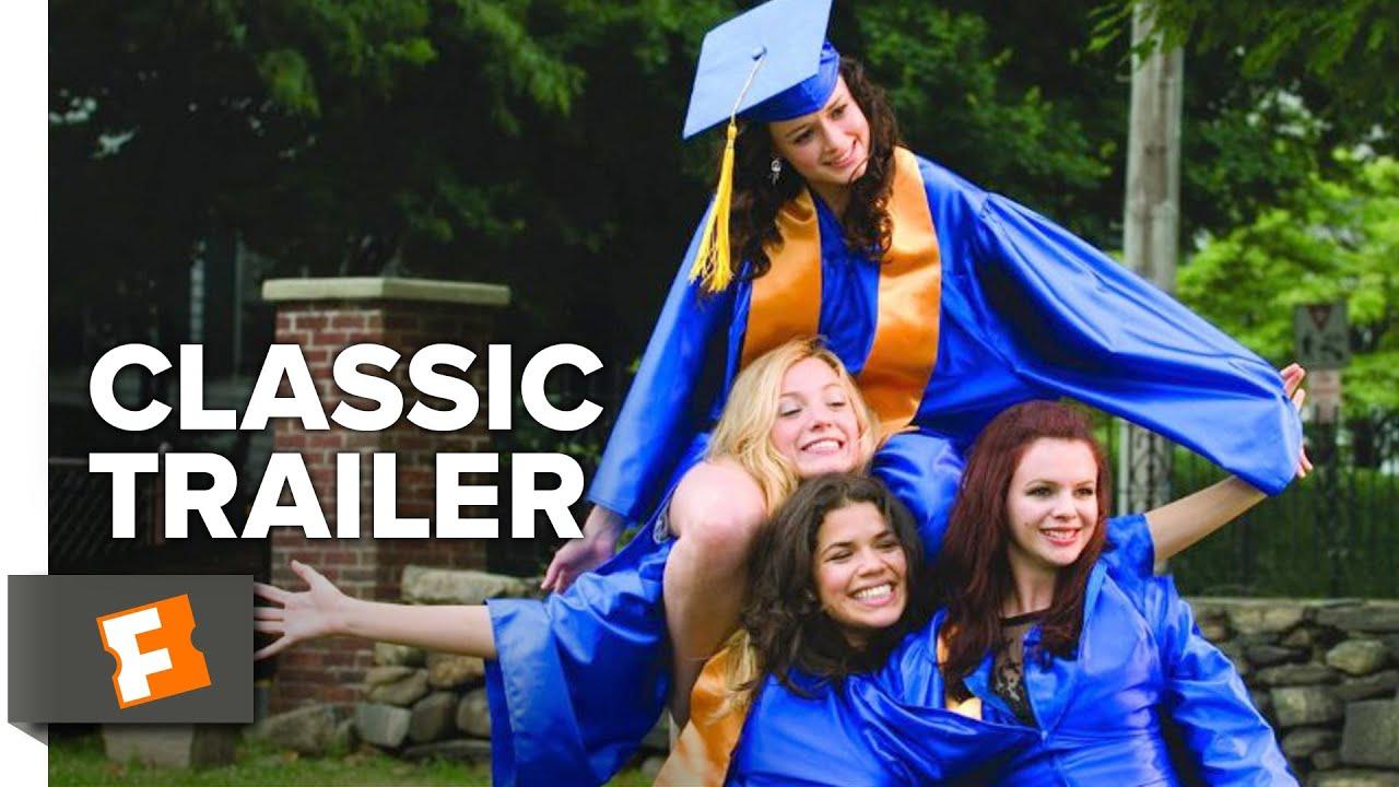 Video trailer för Sisterhood of the Traveling Pants 2 (2008) Blake Lively Official Trailer Movie HD