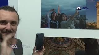 Canal Antigua – Exposición France eMotion en la Alianza Francesa de Guatemala