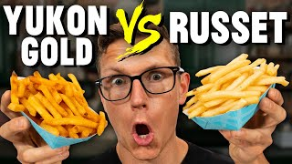 Busting French Fry Myths (How To Make the BEST French Fries)