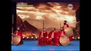 300 спартанцев (Винс и Никулин в ООН)