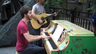 "Jukebox the Ghost ""Play Me I'm Yours"", June 22nd 2010"