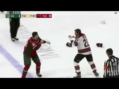 Kurtis Gabriel vs. Pierre-Cedric Labrie