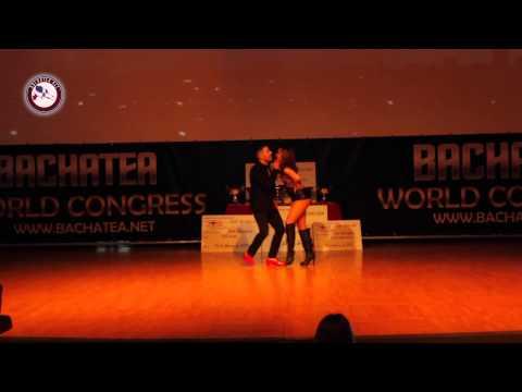 El Tiguere & Bianca  - IV BACHATEA WORLD CONGRESS 2015-02-13