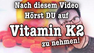 Was Du über Vitamin K2 wissen solltest...