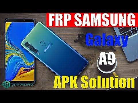 SAMSUNG GALAXY A9 2018 (SM-A920) | How To Hard Reset & Bypass FRP