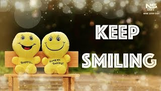 Keep Smiling Always, Happy Life Status For Whatsapp, 30 Second Whatsapp Status Love