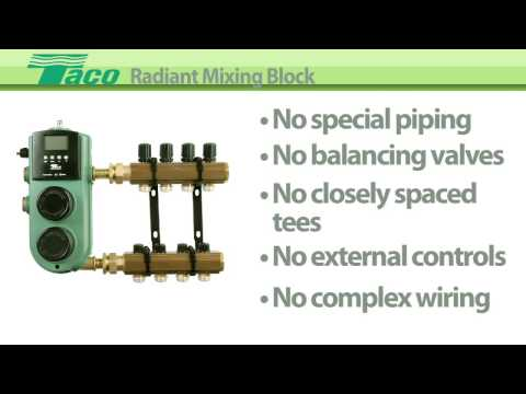 radiant systems products