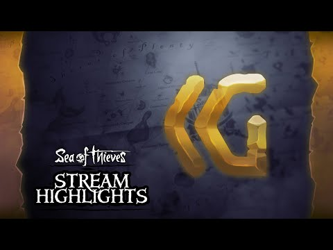 Sea of Thieves Guest Stream Highlights (July 2019): Gothalion