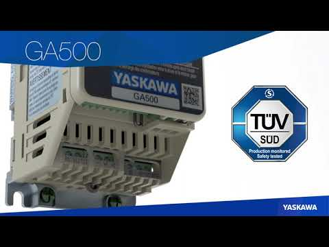 GA 500 Yaskawa Versatile Compact AC Drive