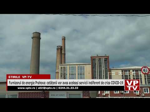 Furnizorul de energie Prahova: cetățenii vor avea aceleași servicii indiferent de criza COVID-19