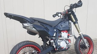 The DRZ Supermoto Build Is Coming To An End! - DRZ BUILD EPISODE 6