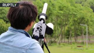 Drone Hunters: Anti-UAV rifle released in China