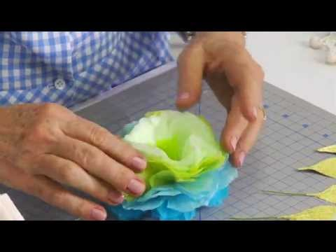 Making Peonies with Brenda Walton