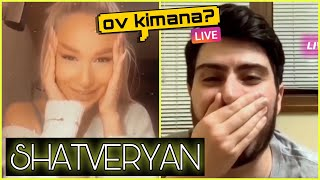 Grig Gevorgyan - Ov kimana Live #9 - Diana Shatveryan