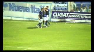 Gol (1-0) Federico Garcia frente a Independiente (La Rioja)