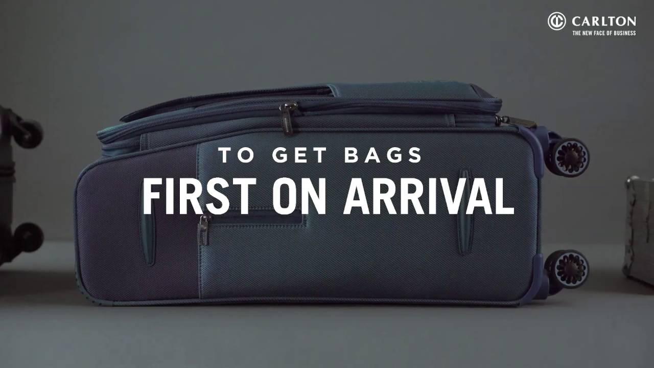 Carlton Luggage : Travel Business Smart
