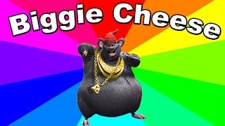 What is Biggie Cheese? The history and origin of the Barnyard rapping mouse meme explained