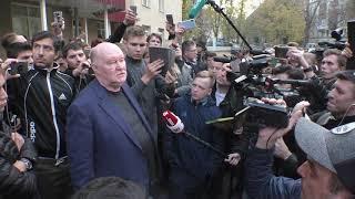 Давидыча, основателя смотра, выпустят в ноябре.
