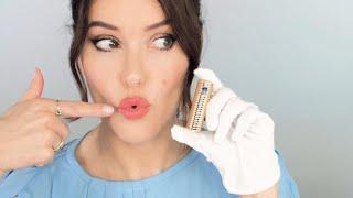 Audrey Hepburns's Lipstick Holder