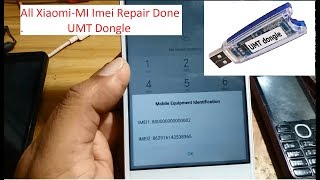mi 5a imei repear by BST DONGAL - hmong video