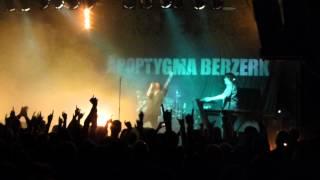 Apoptygma Berzerk - LIVE - Something i should know - 21.02.2014 in Glauchau Alte Spinnerei